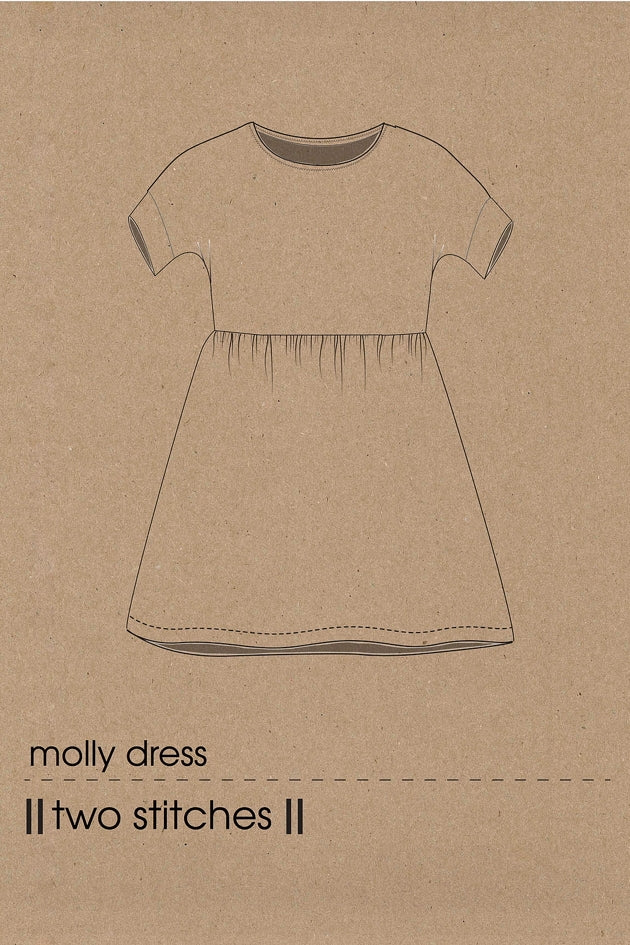 Two Stitches - Molly Jersey Dress