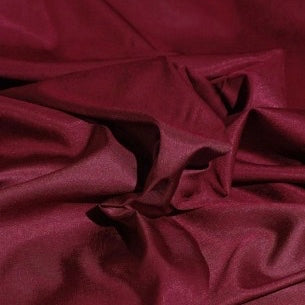 Triacetate Lining - Malbec Red