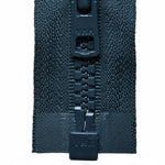 Vislon Open-Ended Chunky Zip - Dark Navy 560