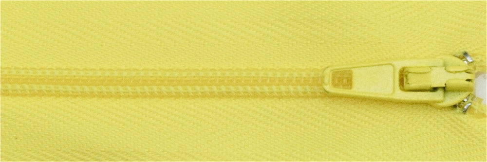 Standard Zip - Yellow