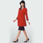 Burda Maternity 7024 - Coat & Jacket