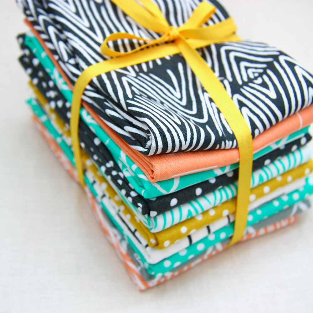 Zoology - Fat Quarter Bundle of Ten