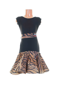 Tiger Practice Skirt - Latin