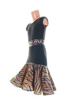 Load image into Gallery viewer, Tiger Practice Skirt - Latin
