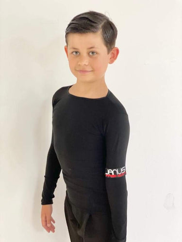 Boys Long Sleeve Practice Top