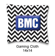 CUSTOM 14X14 PILLOW SHAM