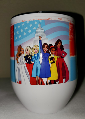 The Women 2021 Wine Tumbler