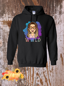 WHAT WOULD LINDSEY DO EXCLUSIVE HOODIE