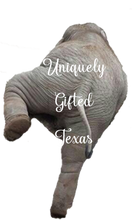 Load image into Gallery viewer, Baby Elephant Coming and Going Digital Image PNG, SVG, STUDIO