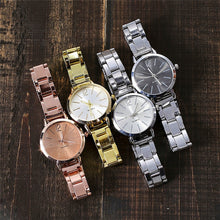 Load image into Gallery viewer, Minimalis Women's Watches Bayan Kol Saaty Fashion Simple And Stylish Steel Belt Ladies Watch Relogio Feminino De Luxe Marquez@50