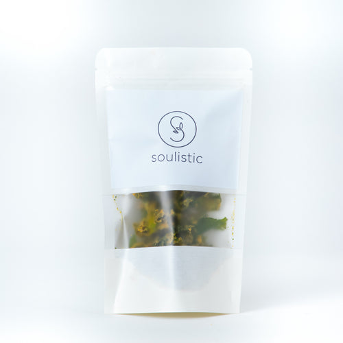 Kale | Cheesy Kale Chips 有機純素芝士羽衣甘藍脆片