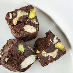Hoi Sum | Pistachio Superfood Fudge 開心果植脂糖