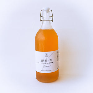 OH My Gut |  Kombucha 酵素。茶