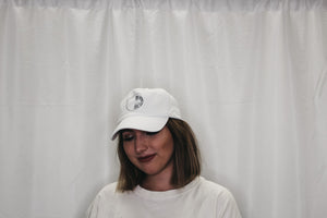 Achromatic Logo Hat