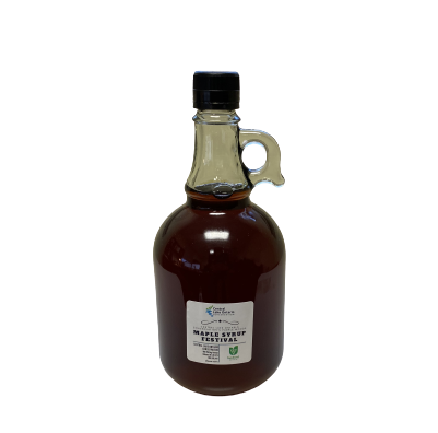 1 Litre Maple Syrup (Glass)