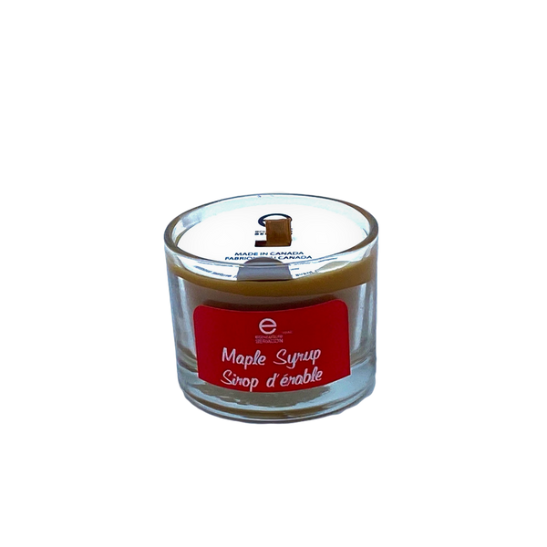 Maple Candle (votive)