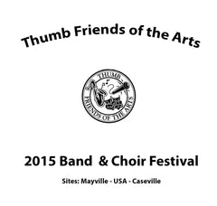 2015 TFOTA Band & Choir Festival DVD