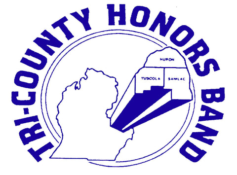 2016 Tri-County Honors Band DVD