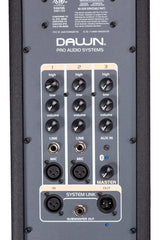 Dawn T-100 100 Watt Personal PA System (built in 3 channel mixer) - NEW