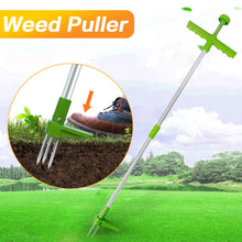 Load image into Gallery viewer, Stand up weed puller