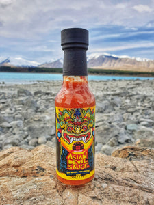 Asian Devil Hot Sauce
