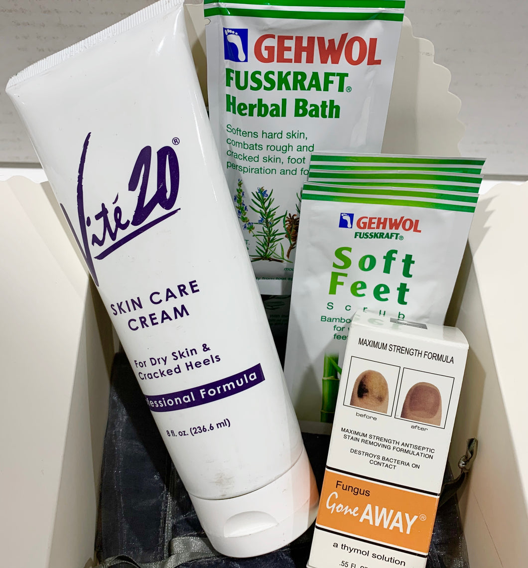 Foot and Hand Rejuvenation Kit