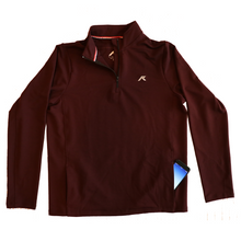 Load image into Gallery viewer, DryTen™ Pocketed Quarter Zip