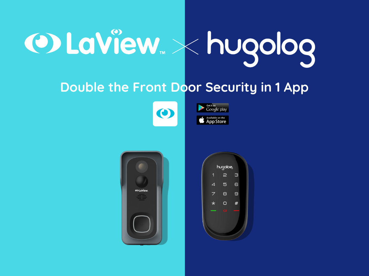 Big News: The Smart Lock and Video Doorbell Combo is HERE!