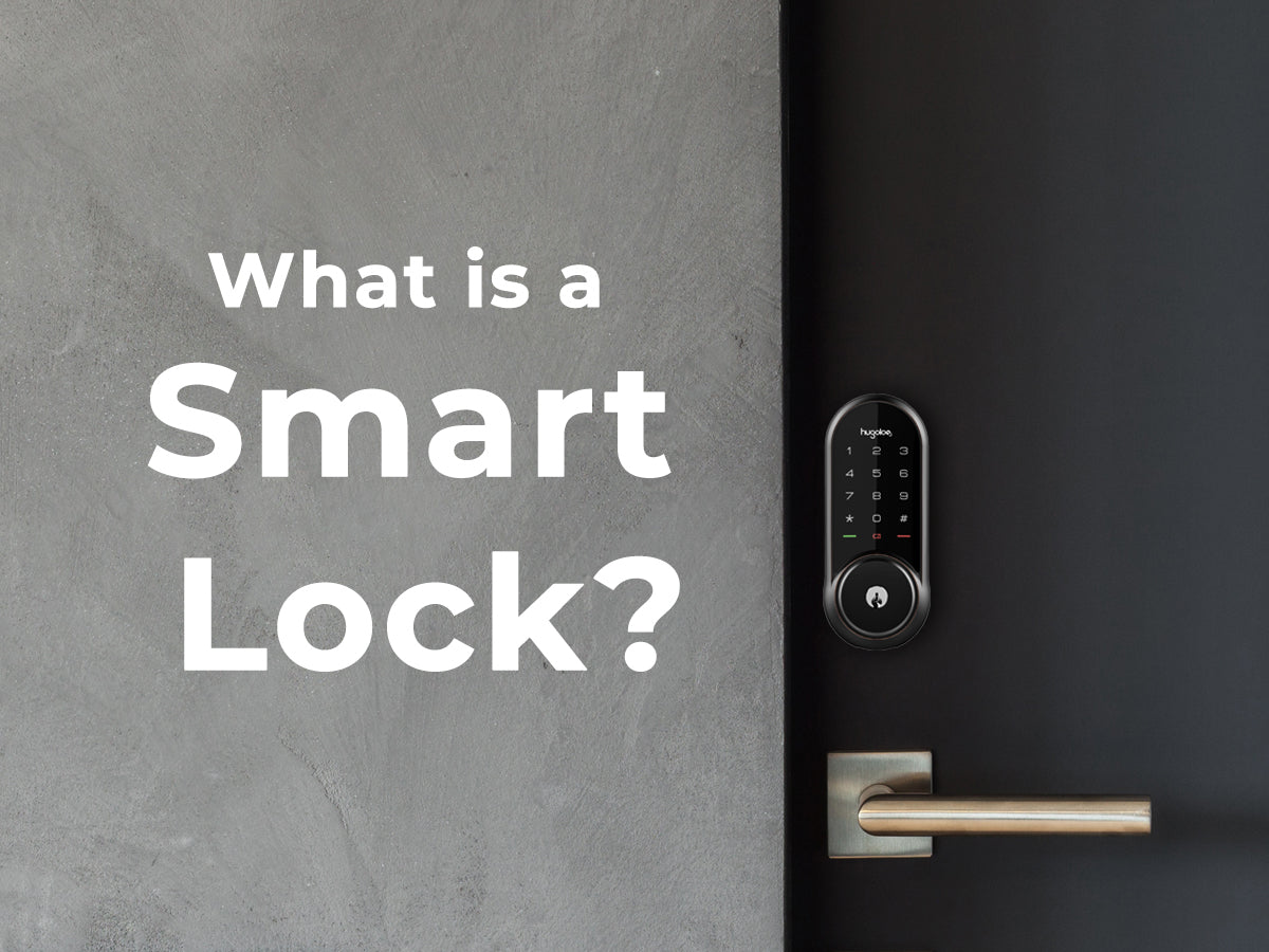 Back to Basics - What is a Smart Lock?