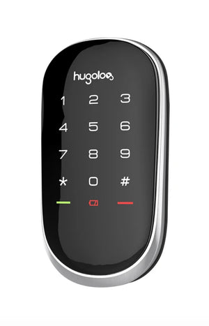 LaView Doorbell DB5 Camera + Hugolog Smart Lock HU04