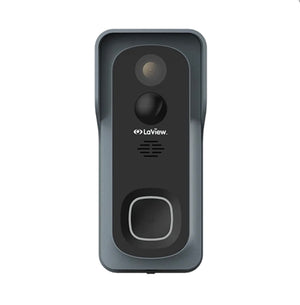 LaView Doorbell DB6 Camera + Hugolog Smart Lock HU03