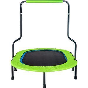 Mini Parent-Child Trampoline for Two Kids