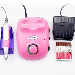 Nail Polish Drill Machine