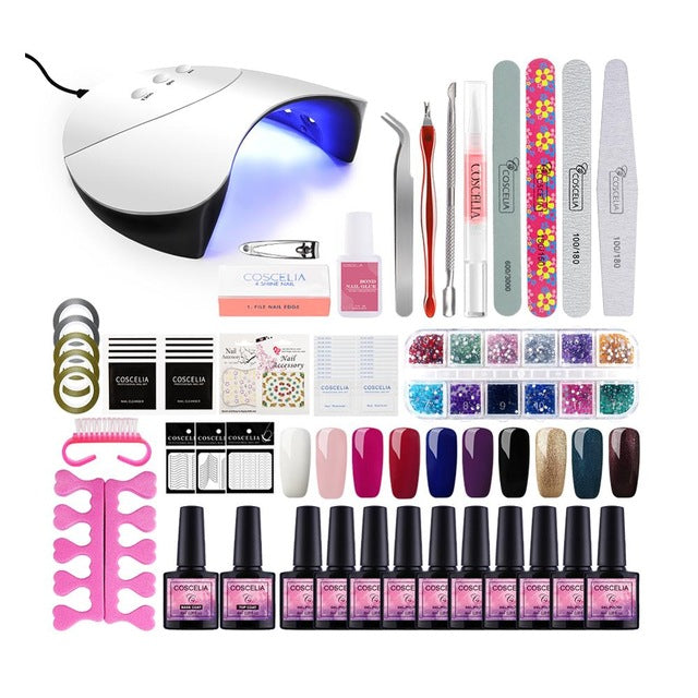 Manicure Set Acrylic Nail Kit