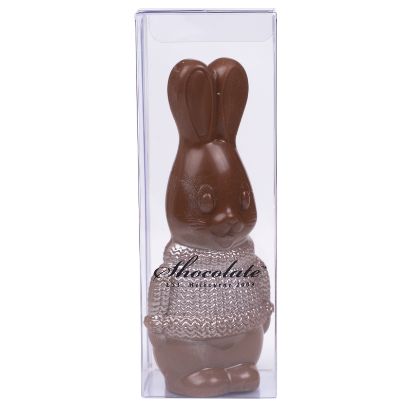 Milk Chocolate Couverture Bunny
