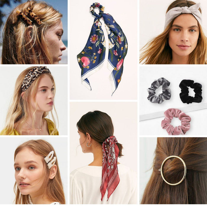 Hair Accessories: When  & How To Use Them?