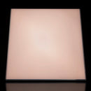 Square Peach Mirror - 6mm - 60cm x 60cm