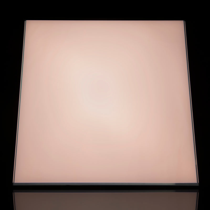 Square Peach Mirror - 6mm - 70cm x 70cm