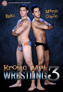 Erotic Mat Wrestling 3