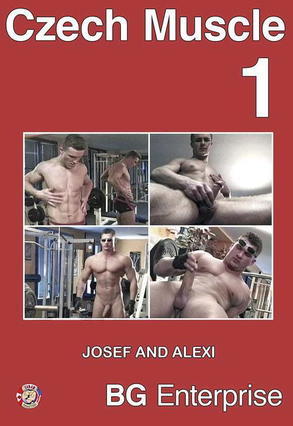 CZECH MUSCLE 1 DVD