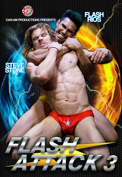 FLASH ATTACK 3 DVD