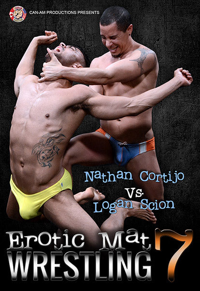 Erotic Mat Wrestling 7
