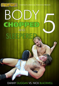 Body Chopped and Sleepered 5 DVD