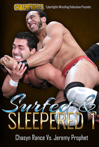 SURFED & SLEEPERED 1 DVD
