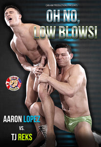 Oh No, Low Blows! DVD