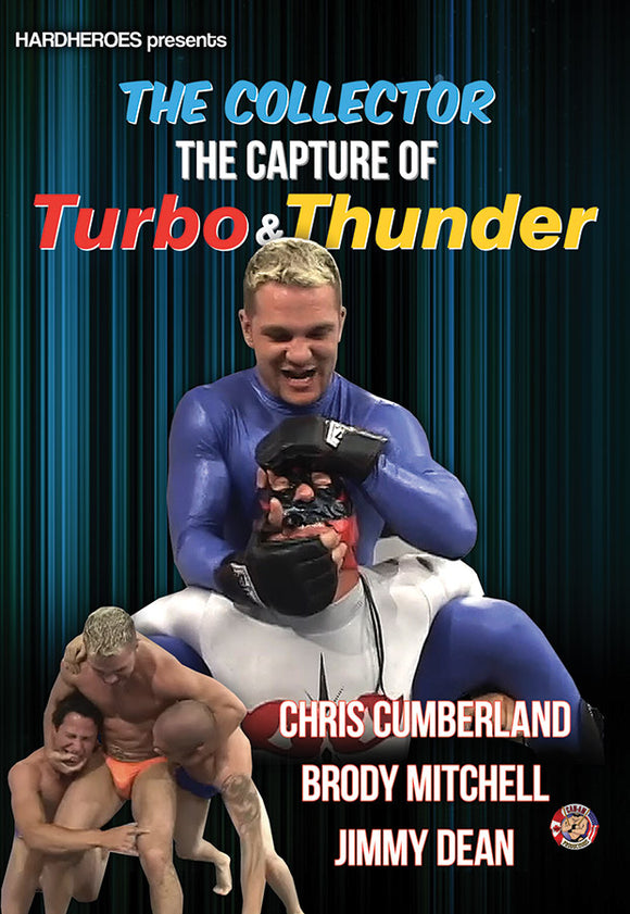 The Collector: The Capture Of Turbo And Thunder