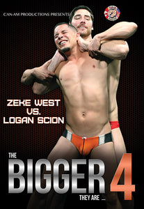 The Bigger They Are... 4 DVD