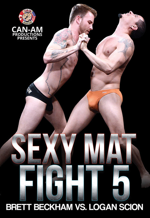 Sexy Mat Fight 5