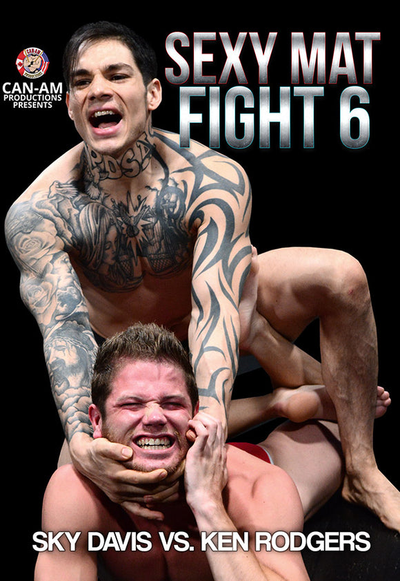 Sexy Mat Fight 6