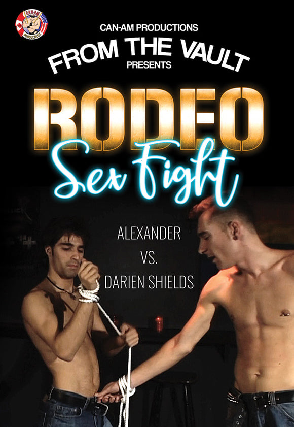 RODEO SEX FIGHT